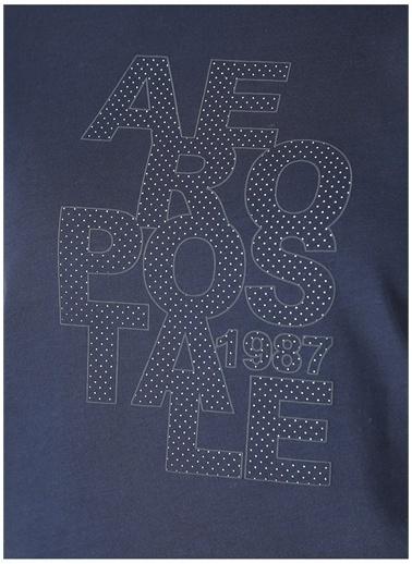 Aeropostale Aeropostale T-Shirt Lacivert